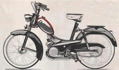 piece solex motobecane
